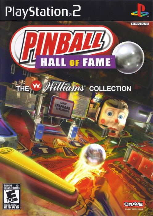 Pinball Hall of Fame The Williams Collection - PlayStation 2