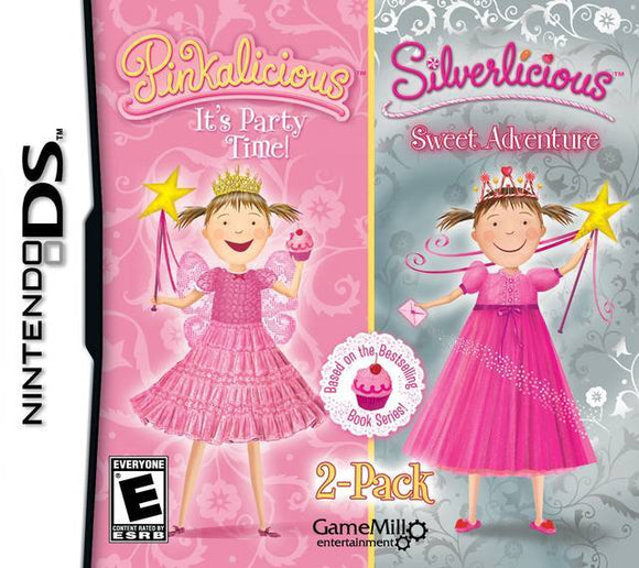 PinkaliciousSilverlicious 2-Pack