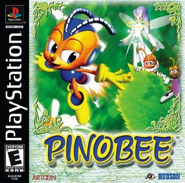 Pinobee - PlayStation 1