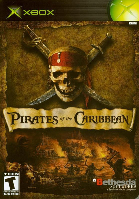 Pirates of the Caribbean - Xbox