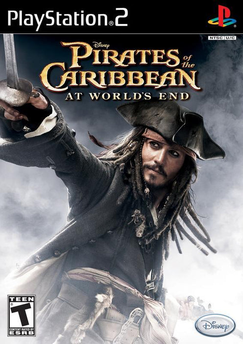 Pirates of the Caribbean At Worlds End - PlayStation 2