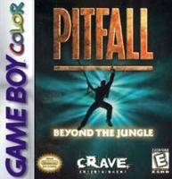 Pitfall Beyond the Jungle - Game Boy Color