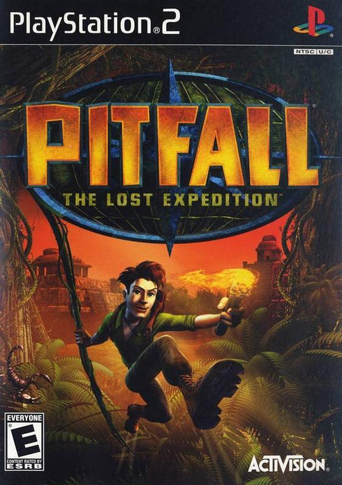 Pitfall The Lost Expedition - PlayStation 2