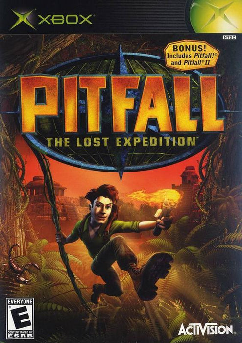 Pitfall The Lost Expedition - Xbox