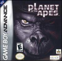 Planet of the Apes - Game Boy Advance