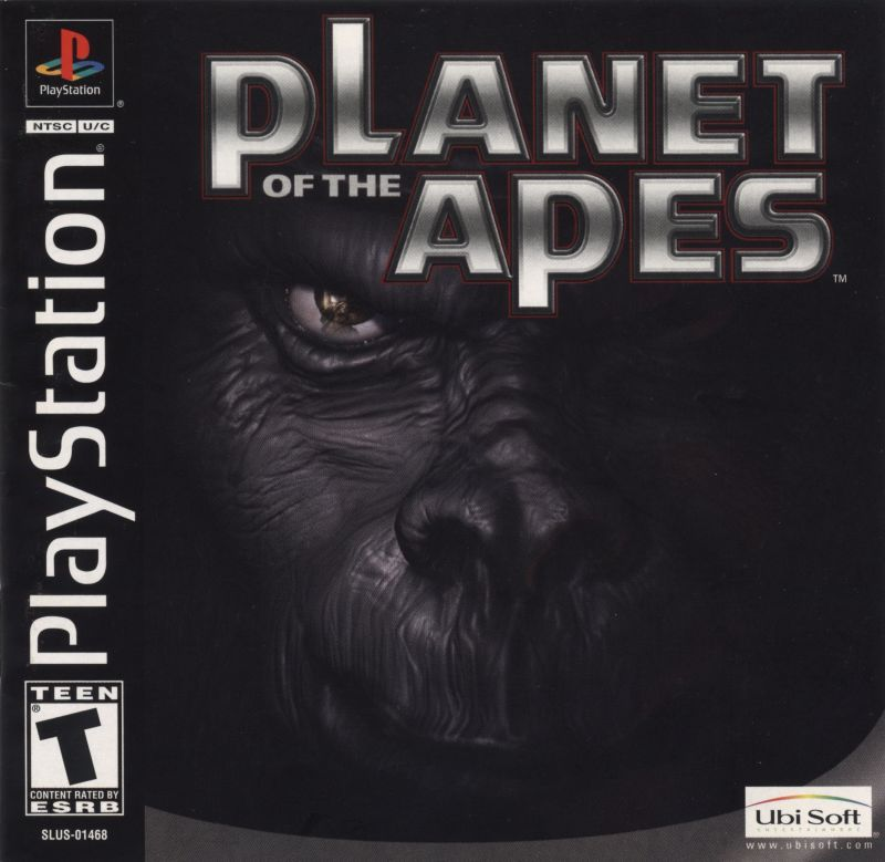 Planet of the Apes - PlayStation 1