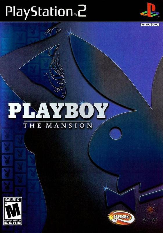 Playboy The Mansion - PlayStation 2