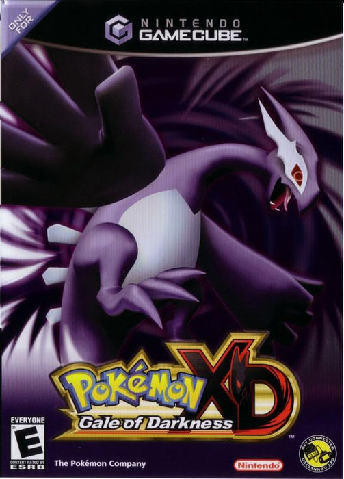 Pokemon XD Gale of Darkness - Gamecube