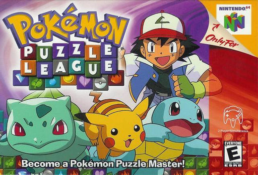 Pokemon Puzzle League - Nintendo 64
