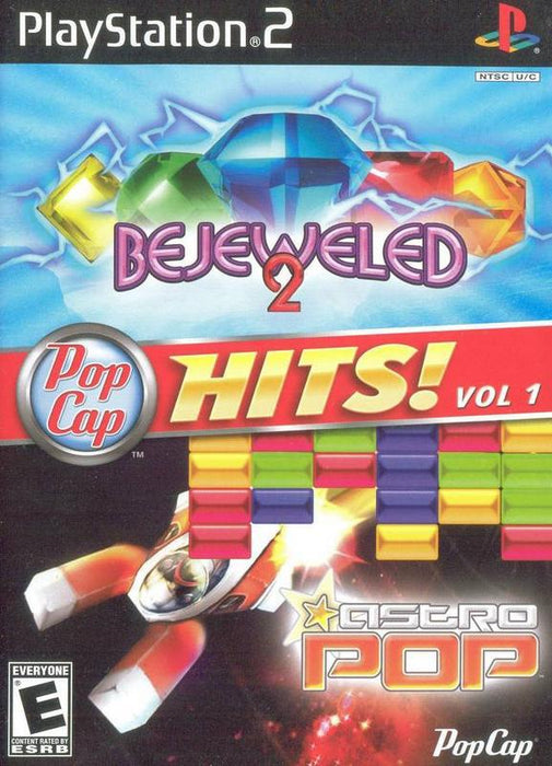 PopCap Hits! Vol. 1 - PlayStation 2