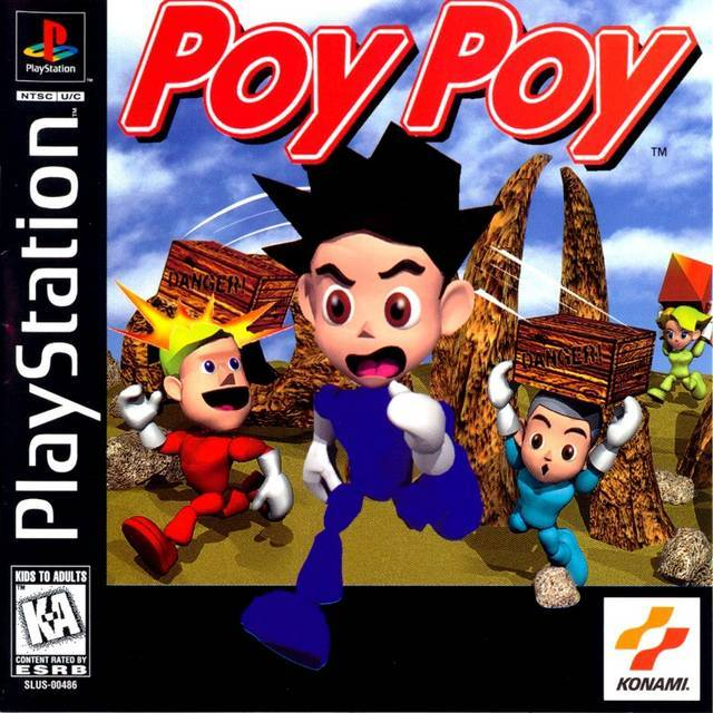 Poy Poy - PlayStation 1