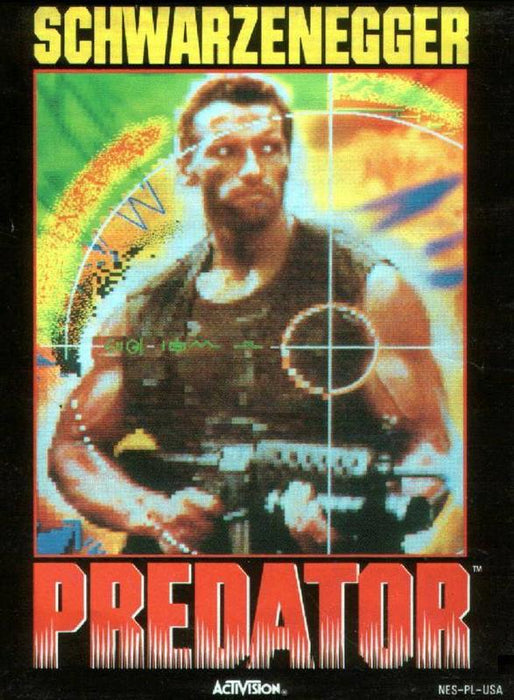 Predator - Nintendo Entertainment System