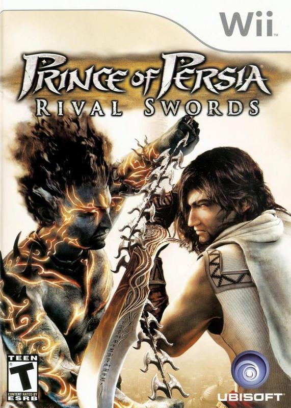 Prince of Persia Rival Swords - Wii