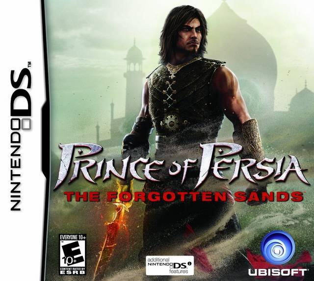 Prince of Persia The Forgotten Sands - Nintendo DS