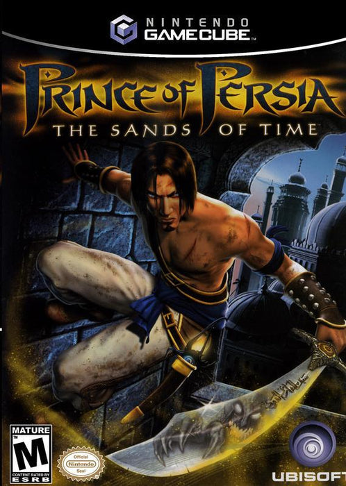Prince of Persia The Sands of Time - Gamecube