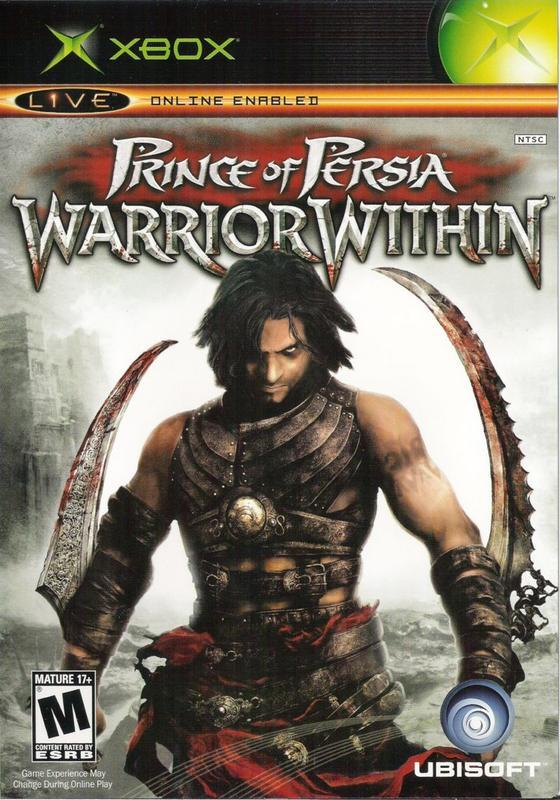 Prince of Persia Warrior Within - Xbox