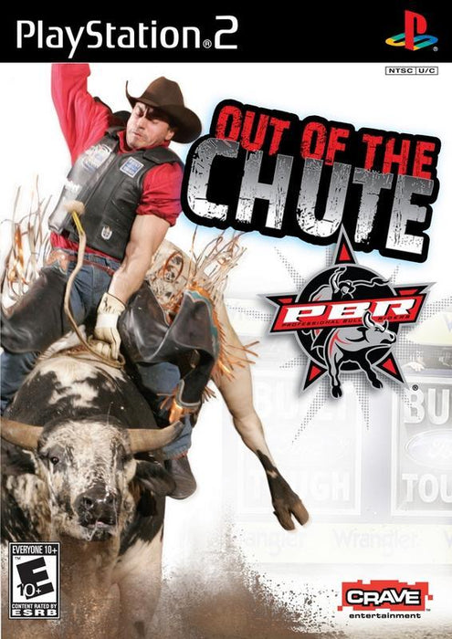 Pro Bull Riders Out of the Chute - PlayStation 2