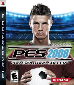 Pro Evolution Soccer 2008 - PlayStation 3