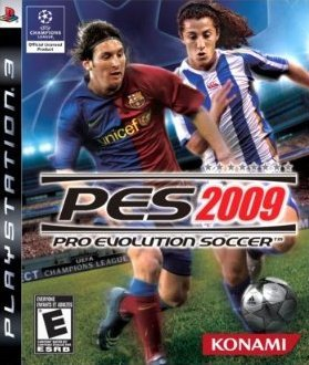 Pro Evolution Soccer 2009 - PlayStation 3