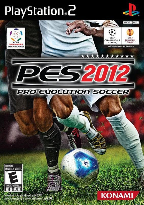 Pro Evolution Soccer 2012 - PlayStation 2