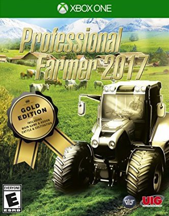 Professional Farmer 2017 Gold Edition - Xbox One