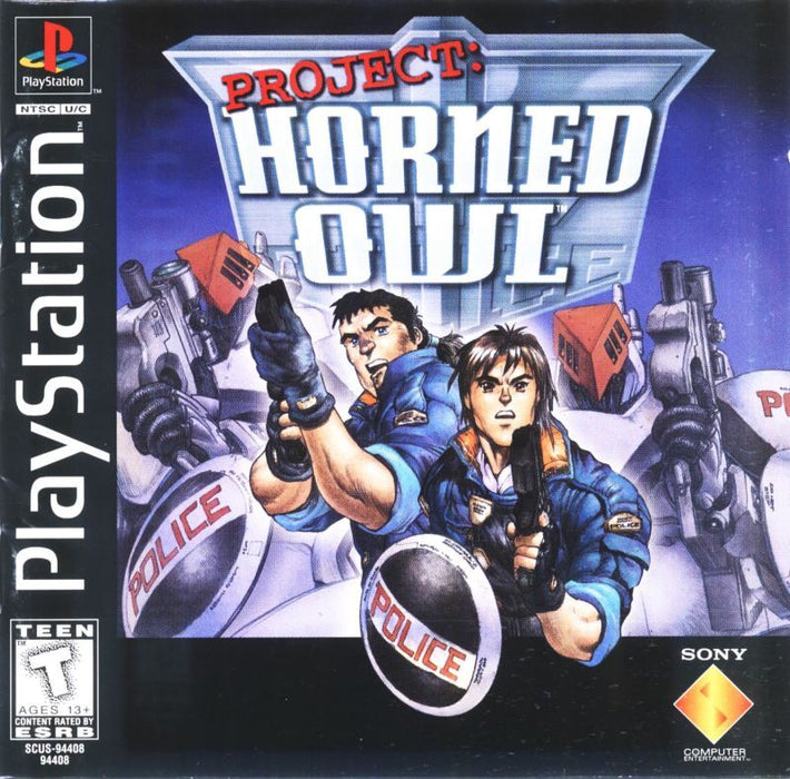 Project Horned Owl - PlayStation 1