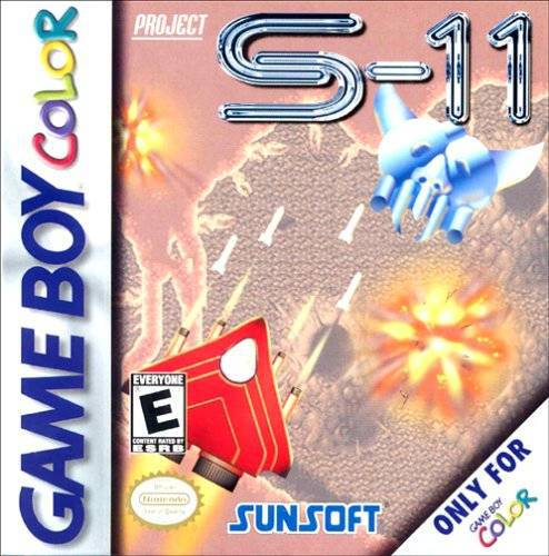 Project S-11 - Game Boy Color
