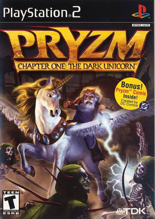 Pryzm Chapter One The Dark Unicorn - PlayStation 2