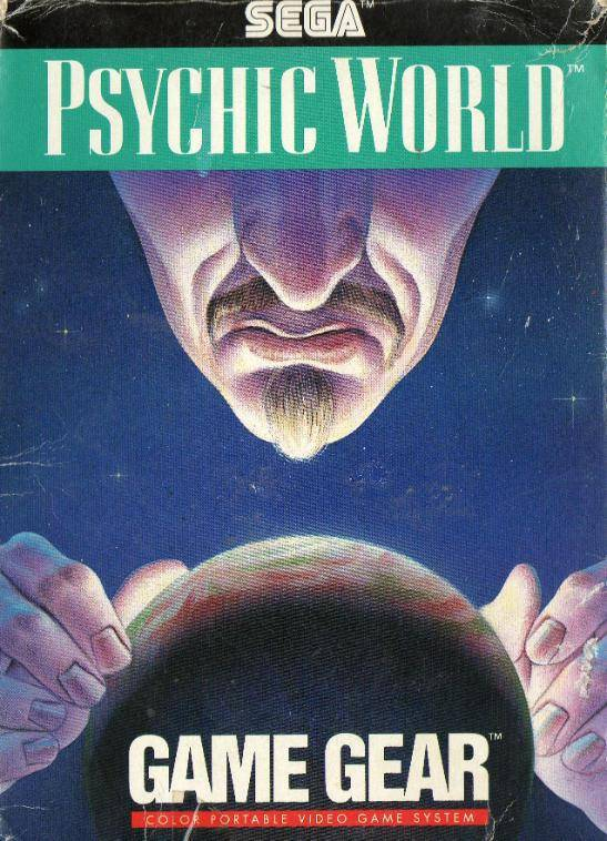 Psychic World - Sega Game Gear