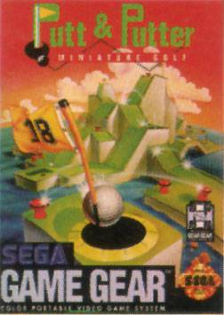 Putt & Putter - Sega Game Gear