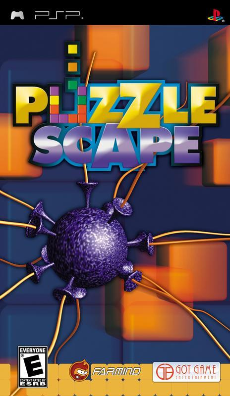 Puzzle Scape - PlayStation Portable