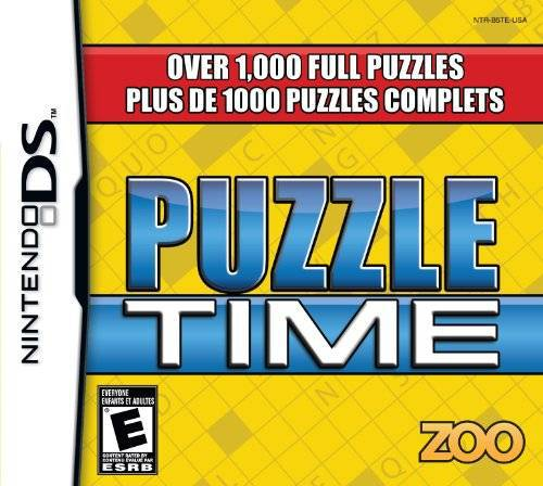 Puzzle Time - Nintendo DS