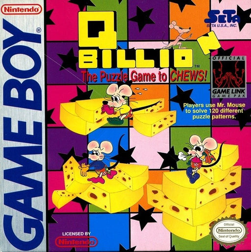 QBillion - Game Boy