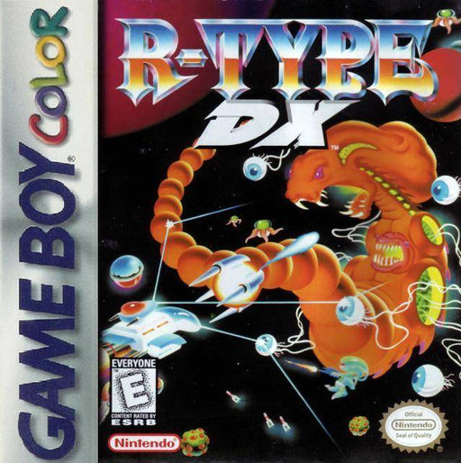 R-Type DX - Game Boy Color