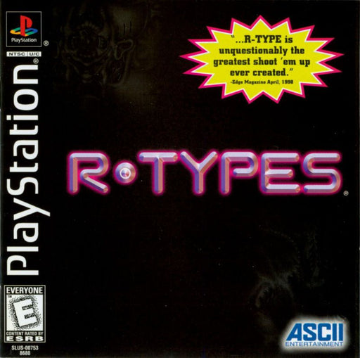 R-Types - PlayStation 1