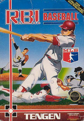 R.B.I. Baseball - Nintendo Entertainment System