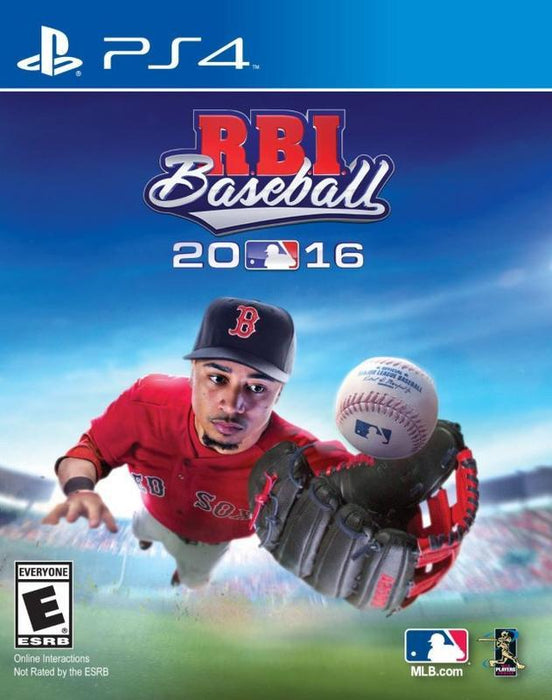 R.B.I. Baseball 16 - PlayStation 4