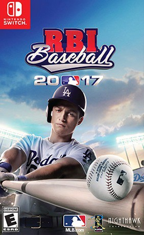 R.B.I. Baseball 17 - Nintendo Switch