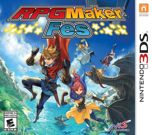 RPG Maker Fes