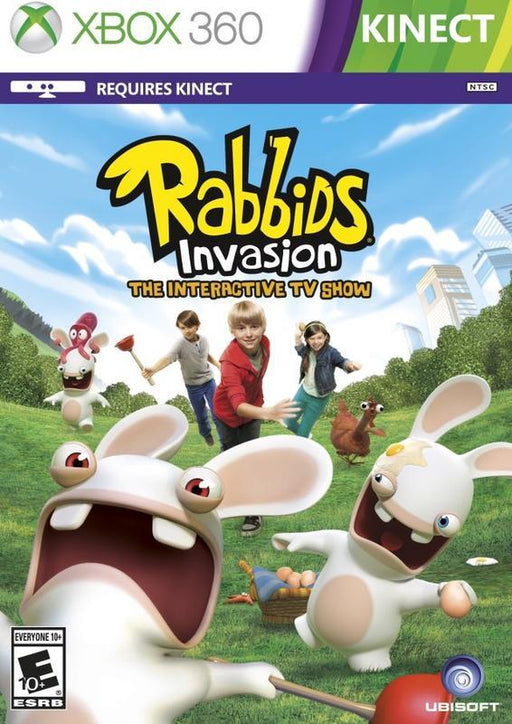 Rabbids Invasion - Xbox 360