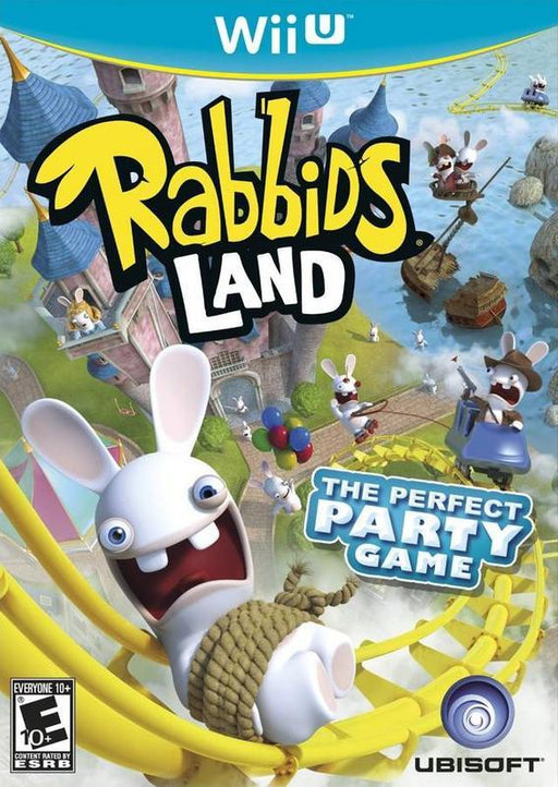 Rabbids Land - Wii U