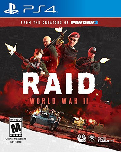 Raid World War II - PlayStation 4