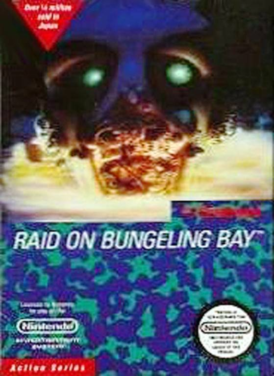 Raid on Bungeling Bay - Nintendo Entertainment System