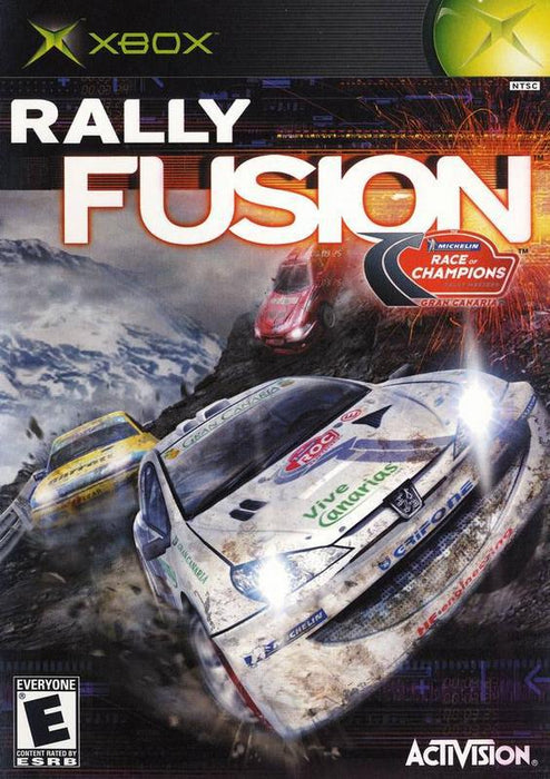 Rally Fusion Race of Champions - Xbox