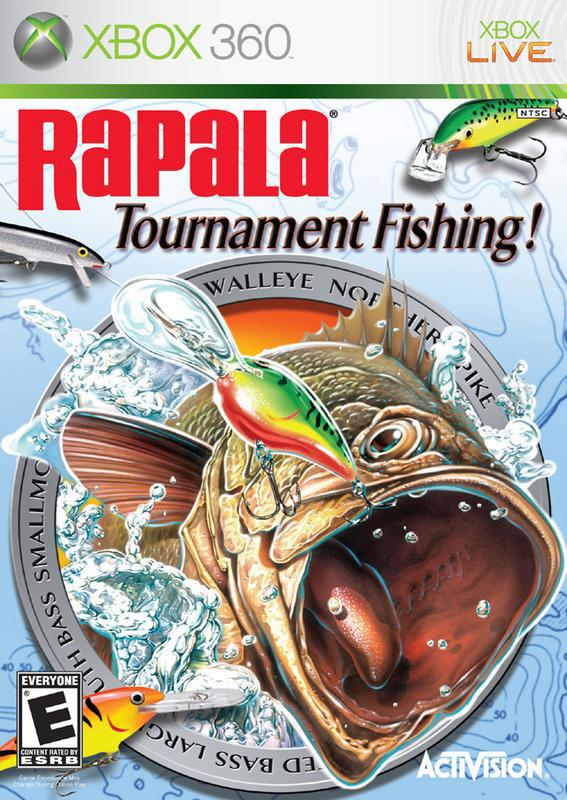 Rapala Tournament Fishing!