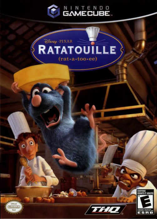 Ratatouille - Gamecube
