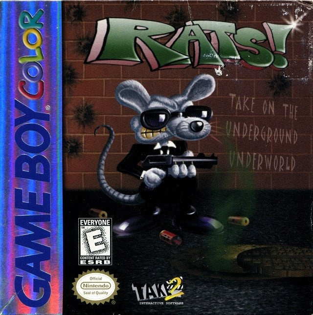 Rats! - Game Boy Color