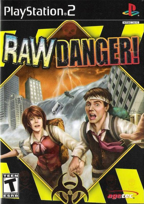 Raw Danger! - PlayStation 2