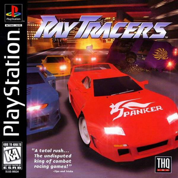 Ray Tracers - PlayStation 1