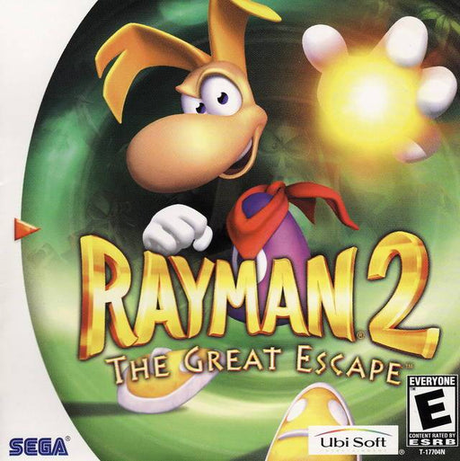 Rayman 2 The Great Escape - Sega Dreamcast